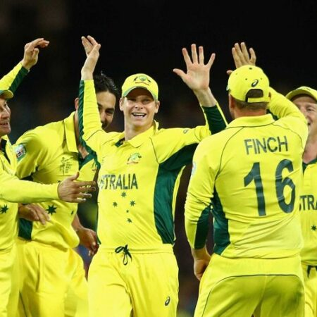 Australia win for 1-0 series lead despite Sam Billings hundred